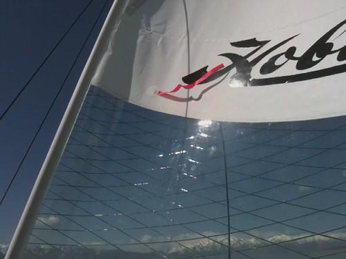 Hobie-i12s-Sailing-Utah-Lake