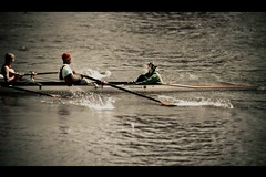 c o x s w a i n (Still Pond Photography) Tags: march athletics paddle competition son row highschool crew rowing regatta delaware middletown sas 2010 lightroom coxswain differenttones lr3beta noxontown