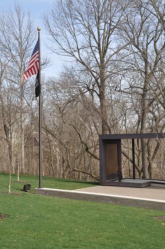 Dublin Veterans Park Grounds of Remembrance