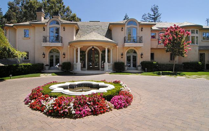 atherton mansion