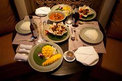 IMG_8357 (Marc Aurel) Tags: food dinner thailand hotel essen bangkok hilton millenium millennium thailandia abendessen milleniumhilton 5dmarkii eos5dmarkii