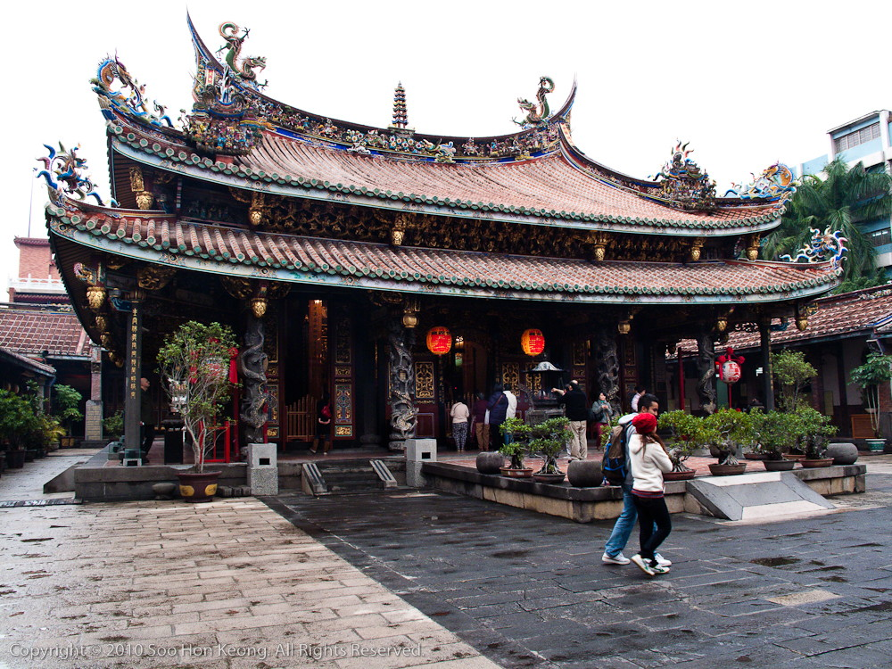 Baoan Temple @ Taipei, Taiwan
