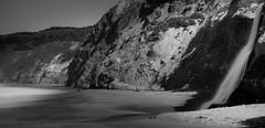 The Rundown (cah_1) Tags: ocean california longexposure waterfall pointreyesnationalseashore ndfilter alamerefalls neutraldensity canoneos50d stormrunoff