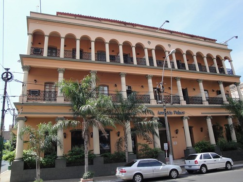 The Asunción Palace Hotel is placed in the very historic centre of the city. Asuncion Palace Hotel. asuncion