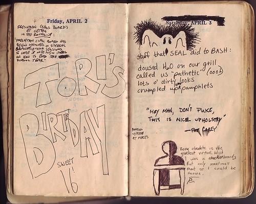 1954: April 2-3