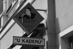 U Kaderu (foncer) Tags: bw dirty noize antiphoto badphoto 2010