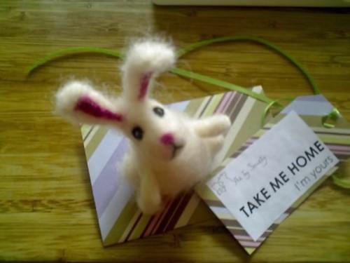 Bunny2 by DastardlyMasterCylinder.