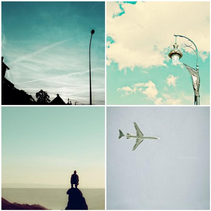 Sky Minimalisme