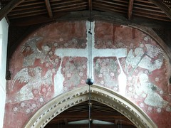 Rood painting Raunds