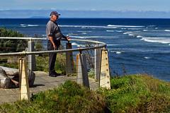 Torquay, Victoria, Australia, lookout IMG_7252_Torquay (Darren Stones Visual Communications) Tags: ocean road man darren coast surf stones great australia victoria lookout vic torquay dgstones