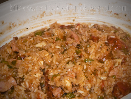 dinner jambalaya crock pot