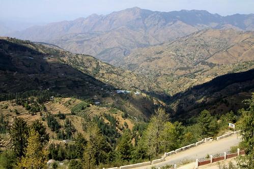 Fagu Deshu Peak