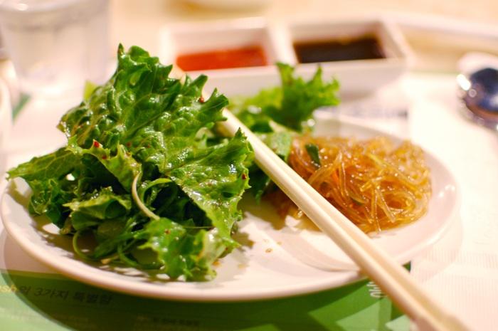 kbbq salad