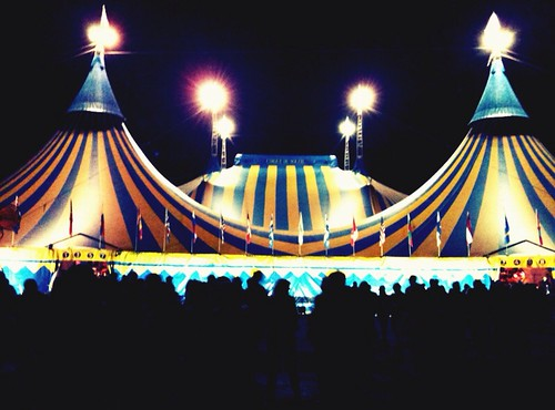 Review Pictures Cirque Du Soleil Kooza In Portland Opens