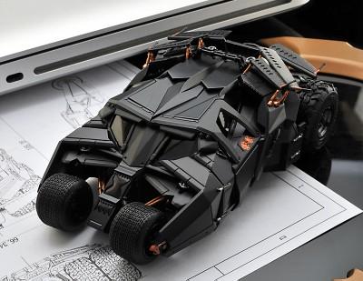 Dark Knight Hotness