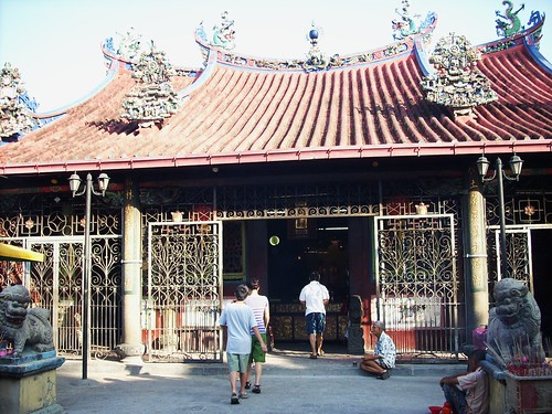 DSCN2626 槟城观音亭 -建于光绪二十二年 ,1896年