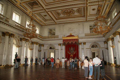Winter Palace Interior