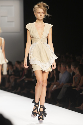 Fendi - Milan Fashion Week Spring/Summer 2010