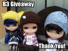 Buttons Bows & Blythe Giveaway.