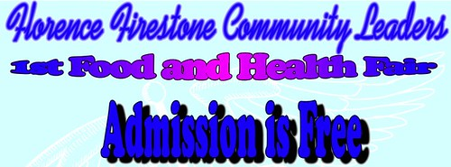 Florence Firestone Health Fair