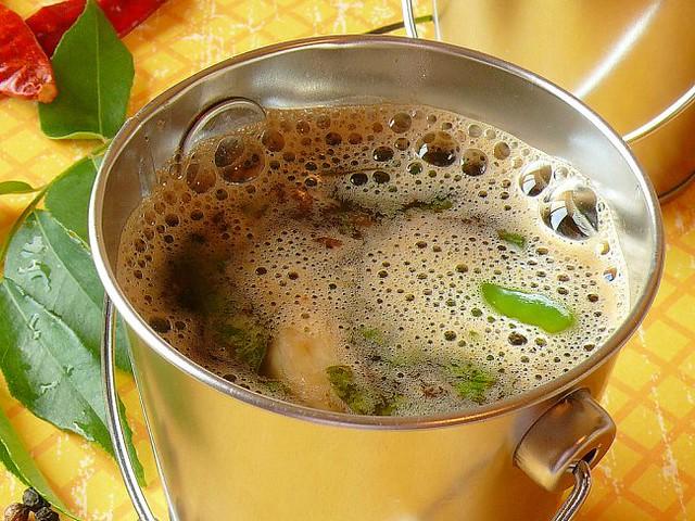 how to prepare rasam powder