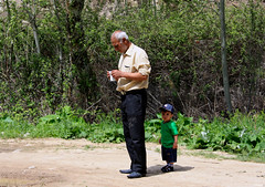 Children and old men (P A H L A V A N) Tags: old men children photo iran iranian pars  sina    irani farsi     fars parsi   kazem      pahlavan
