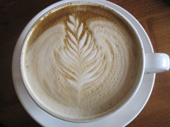 Aster Coffee - Latte Art