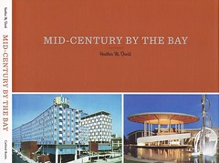 The cover of Heather M. David's book, Mid-Century by the Bay.