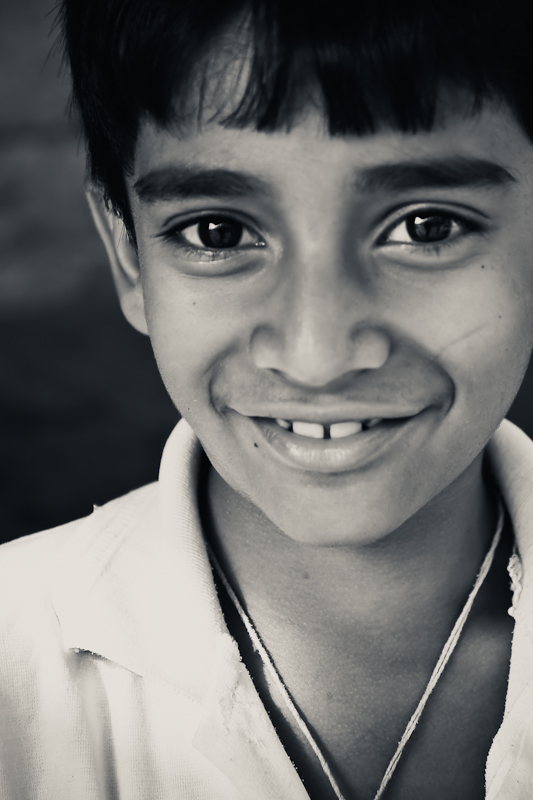 Bright face - Melukote, Chitra Aiyer Photography