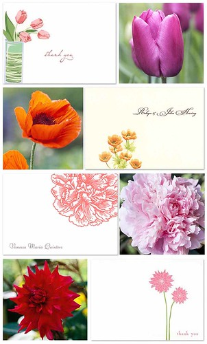 Stationery in Bloom