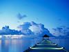 A dock at sunset on White Sands Island in the Maldives. (ليمونه الحلوه) Tags: في كل لو ب البشر يموت شوقي الشوق مايموت قلوب خافقي عليـــــك