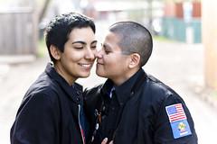 Aaron and Alanna (24) (Vinton J Bayne) Tags: love aaron alanna skinhead skinheads