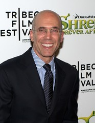 Jeffrey Katzenberg Shankbone 2010 NYC