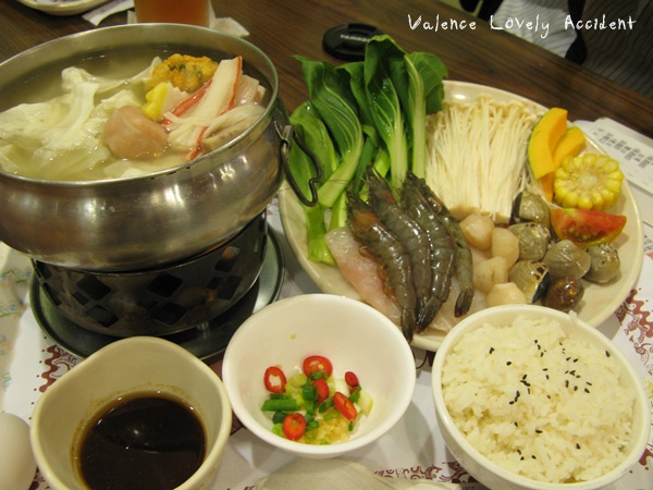 彩色巴黎_什錦海鮮鍋