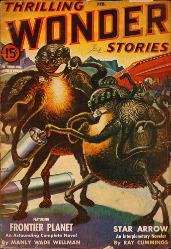 Thrilling Wonder Stories (1943 Feb)