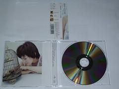 原裝絕版 2002年 6月26日 星野真里 MARI HOSHINO  CD 原價  1223YEN 中古品 2