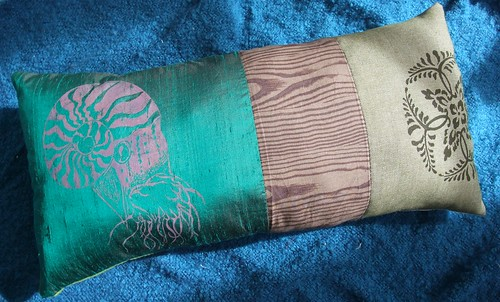 view nautilus pillow