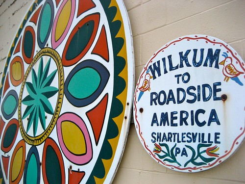 Wilkum to Roadside America Shartlesville PA