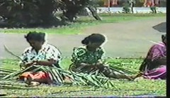 881114 Basket Weaving Race (rona.h) Tags: november 1988 tonga cloudnine nukualofa ronah