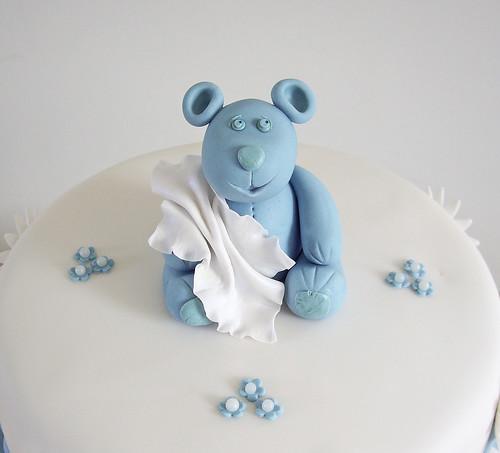 Bear & Blanket