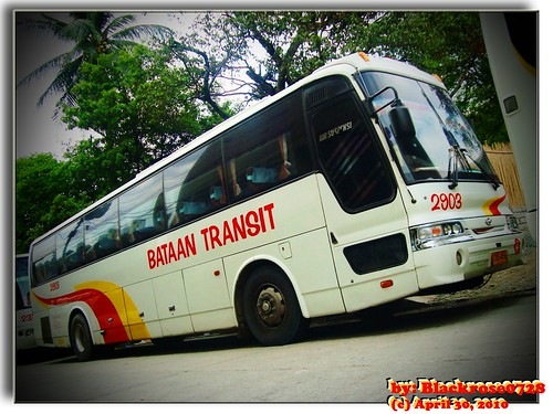 BATAAN TRANSIT Company, Inc. - Hyundai Aero Queen - 2903