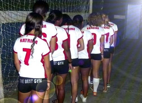 Katrina Futsal -