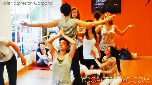 EXPRESION CORPORAL TALLER MADRID 5