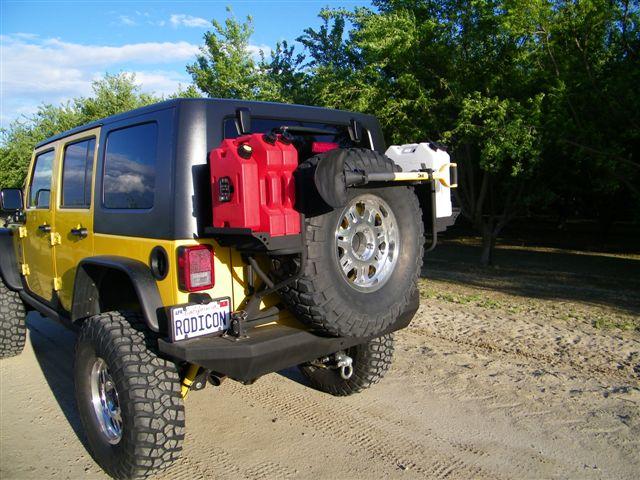 Roto Pax Fuel Cans Mjr