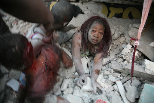 Haiti earthquake 2