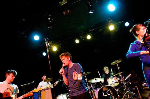 Los Campesinos @ the Showbox