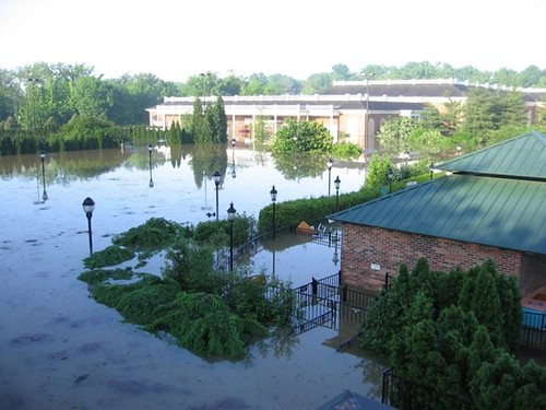 Opryland Hotel Flood