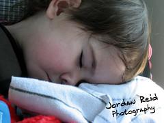 (Jordan Reid Photography) Tags: sleeping girl kid sleep carseat asleep