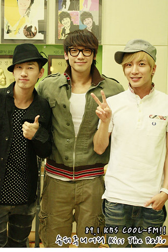 KBS Cool FM Super Junior Kiss the Radio (1)