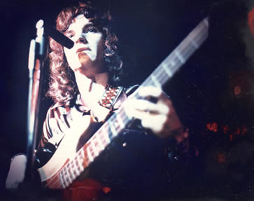Bud Cockrell of Pablo Cruise